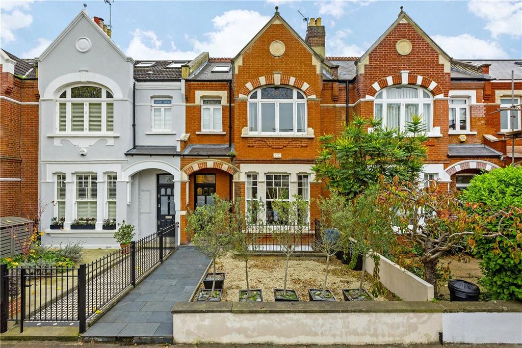 5 Bedrooms Terraced House for sale in Glebe Road, London, SW13