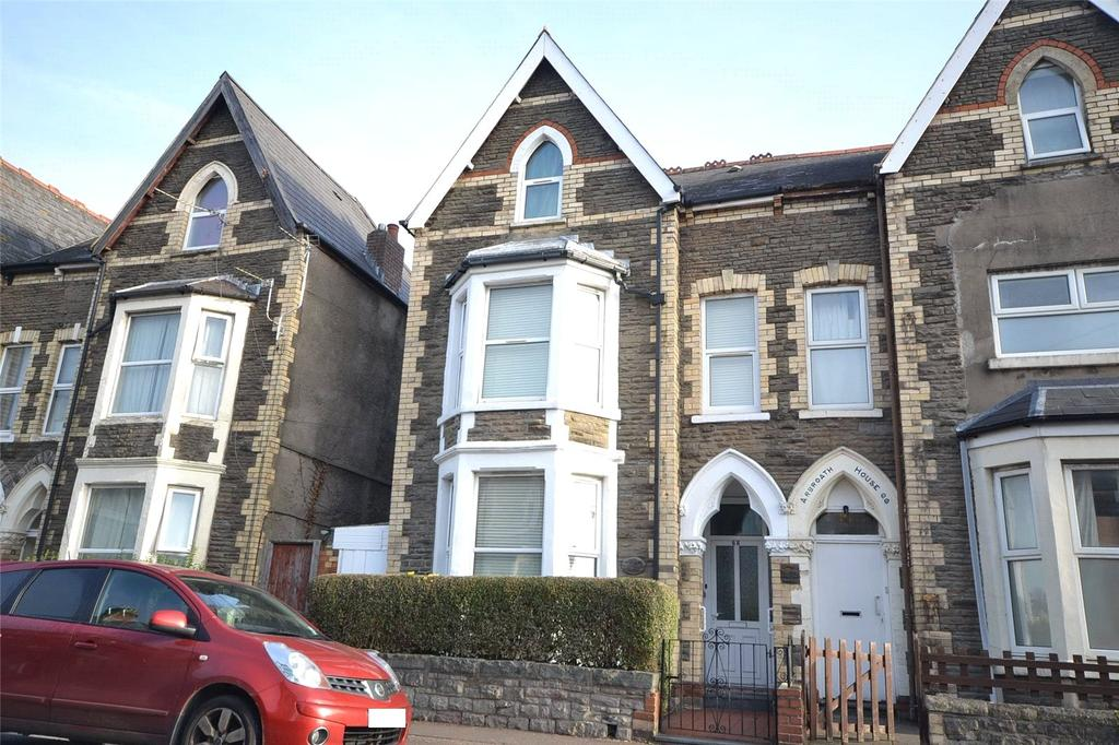 5 Bedrooms Semi Detached House for sale in Wyndham Crescent, Pontcanna, Cardiff, CF11
