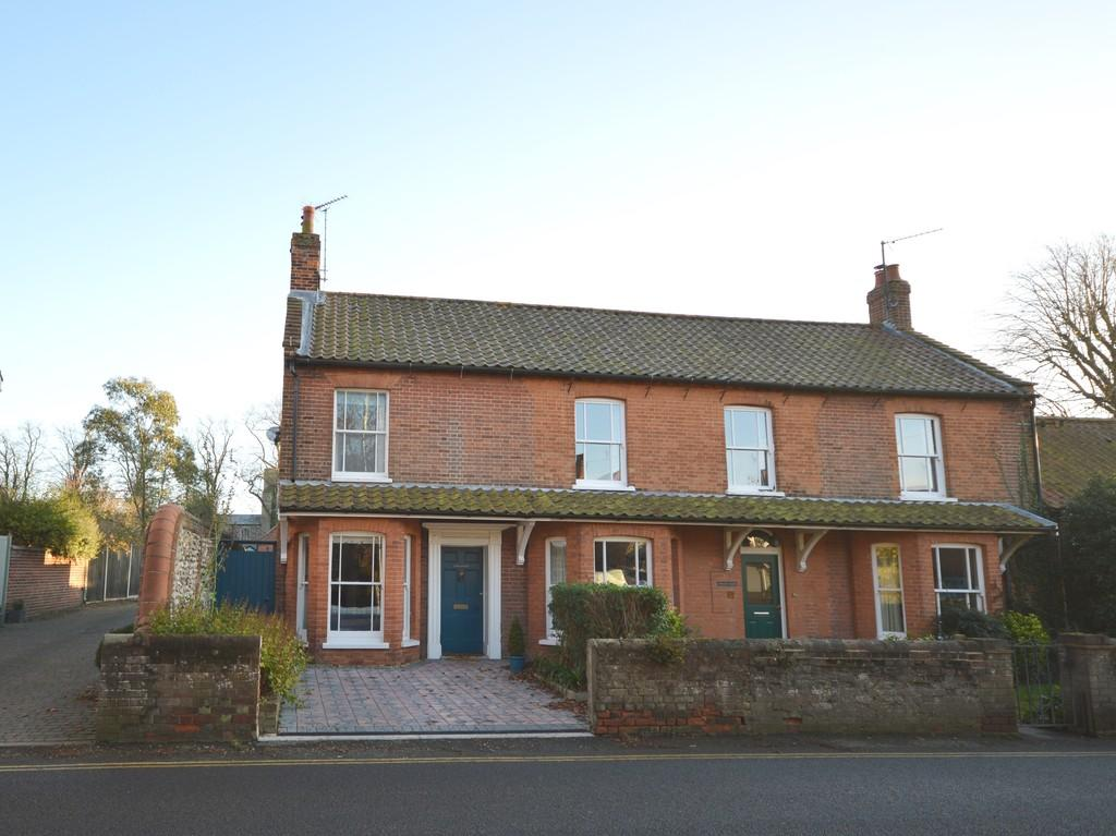 2 Bedrooms End Of Terrace House for sale in Cromer Road, Holt, Norfolk