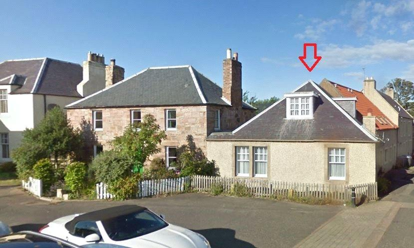 2 Bedrooms Terraced House for sale in Merville, The Square, Cockburnspath, Berwickshire