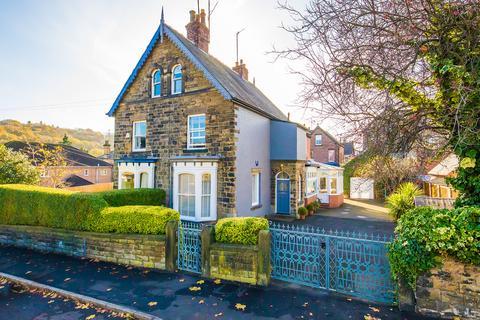 4 bedroom semi-detached house for sale - 9 Knaresborough Road, Millhouses, S7 2LA