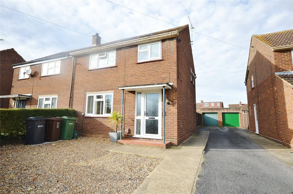 4 Bedrooms Semi Detached House for sale in Summerfield Close, London Colney, St. Albans, Hertfordshire, AL2