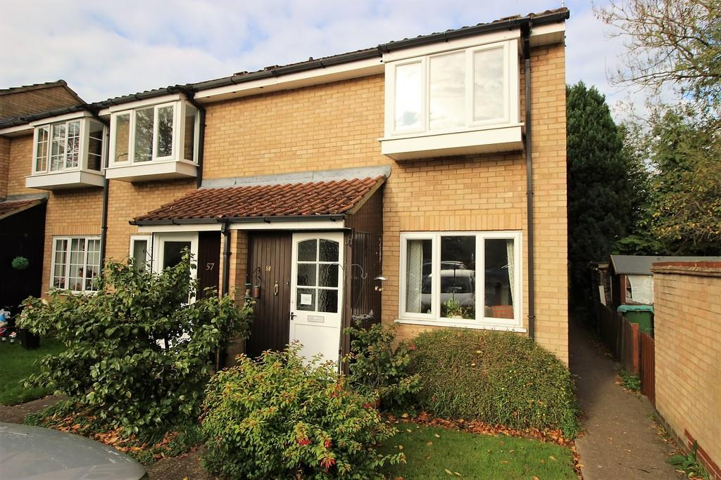 2 Bedrooms Terraced House for sale in St Bedes Gardens, Cambridge