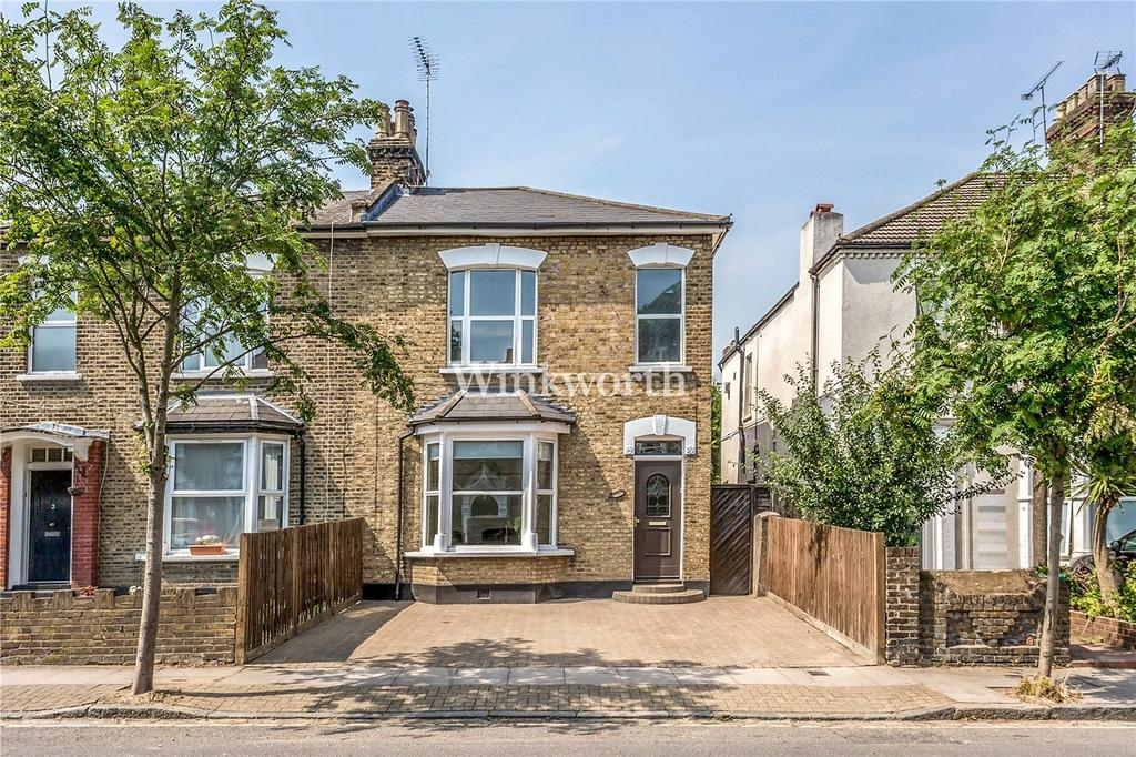 3 Bedrooms Semi Detached House for sale in The Avenue, London, N8
