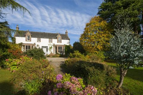 5 bedroom detached house for sale - The White House, Lamondfauld Road, Hillside, By Montrose, Angus, DD10