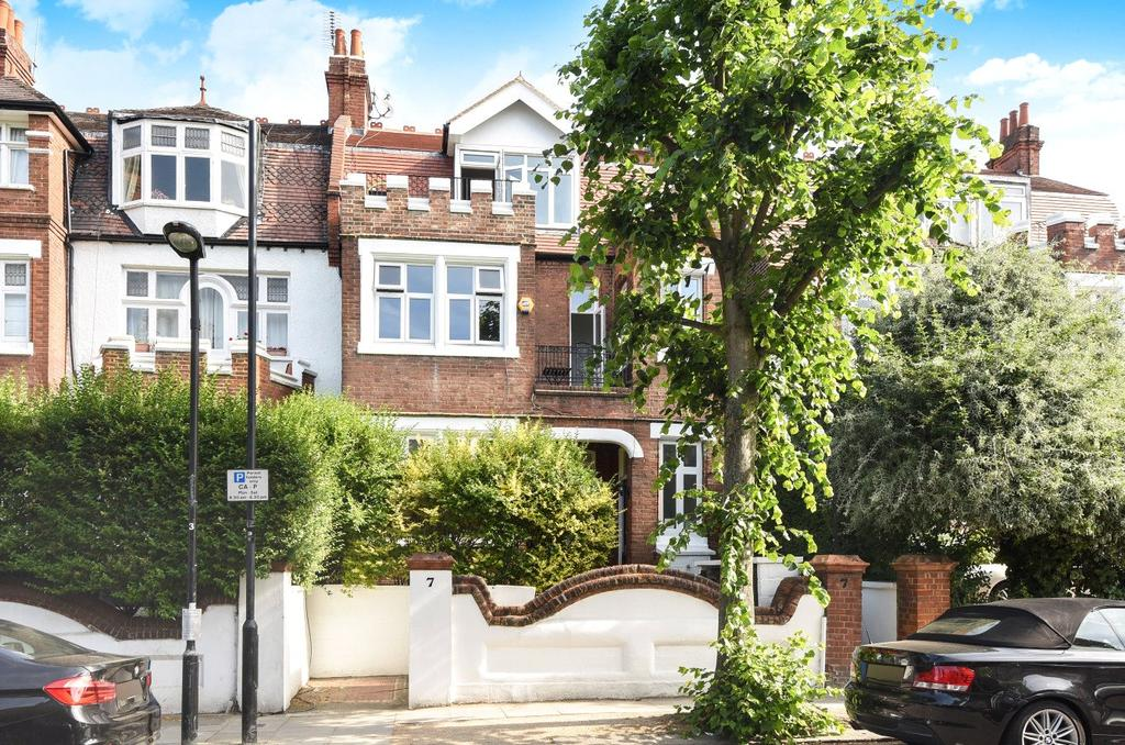 2 Bedrooms Maisonette Flat for sale in Fawley Road, West Hampstead, London, NW6