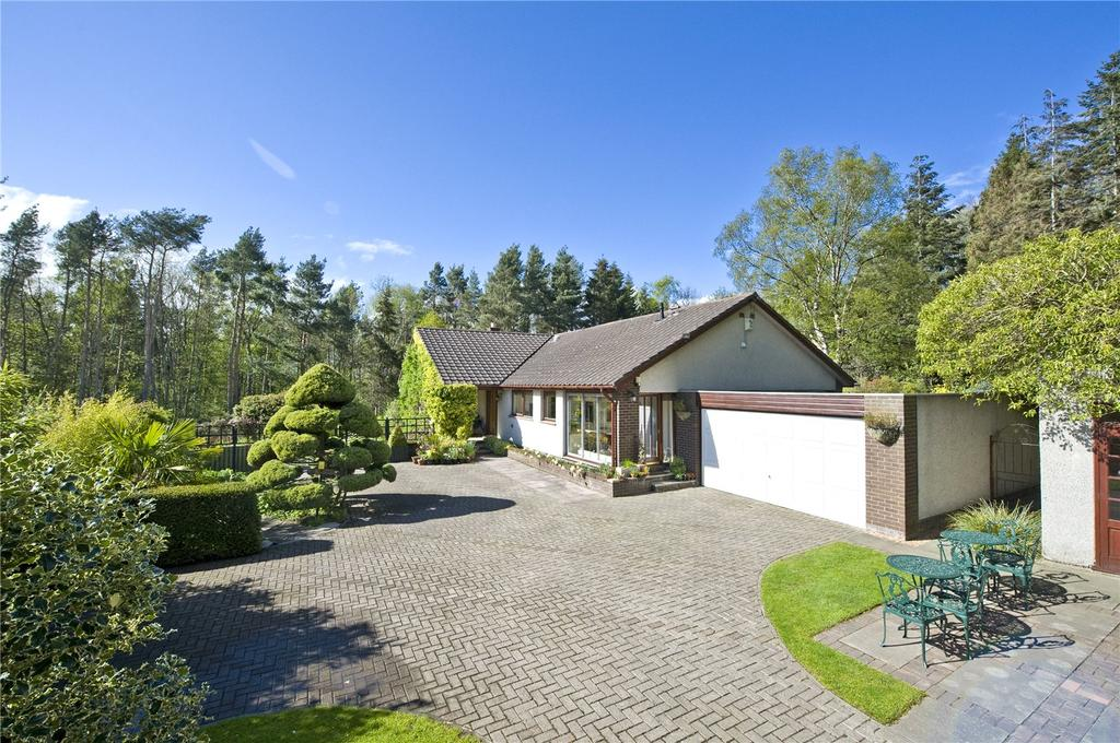 4 Bedrooms Detached House for sale in Inwood, Carberry, Musselburgh, Midlothian, EH21
