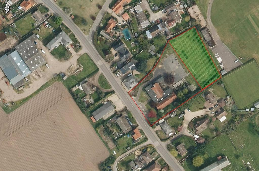 Plot Commercial for sale in High Street, Tuddenham, Bury St Edmunds, Suffolk, IP28