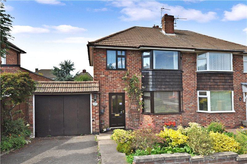 3 Bedrooms Semi Detached House for sale in Beaconsfield Road, Melton Mowbray, Leicestershire