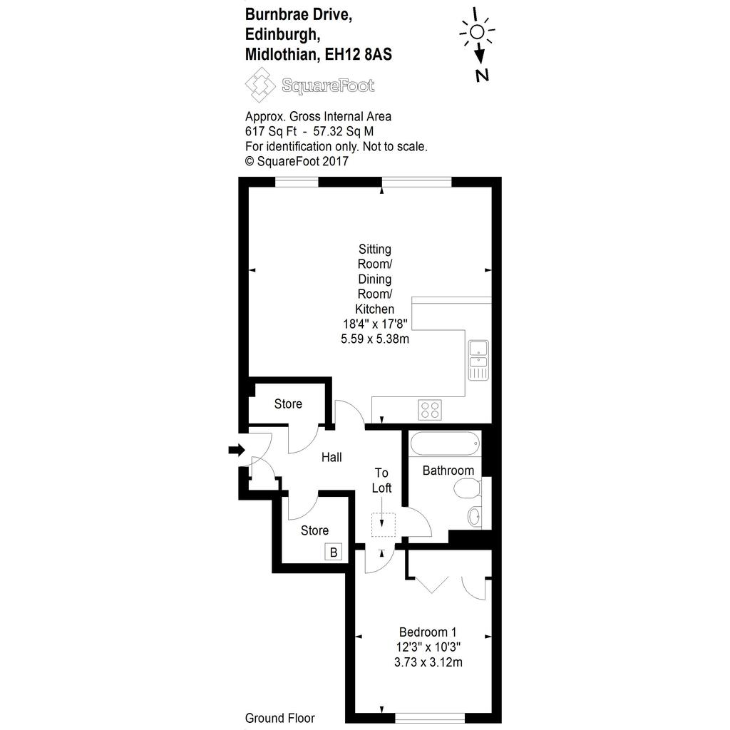 Floorplan: Burnbrae Drive