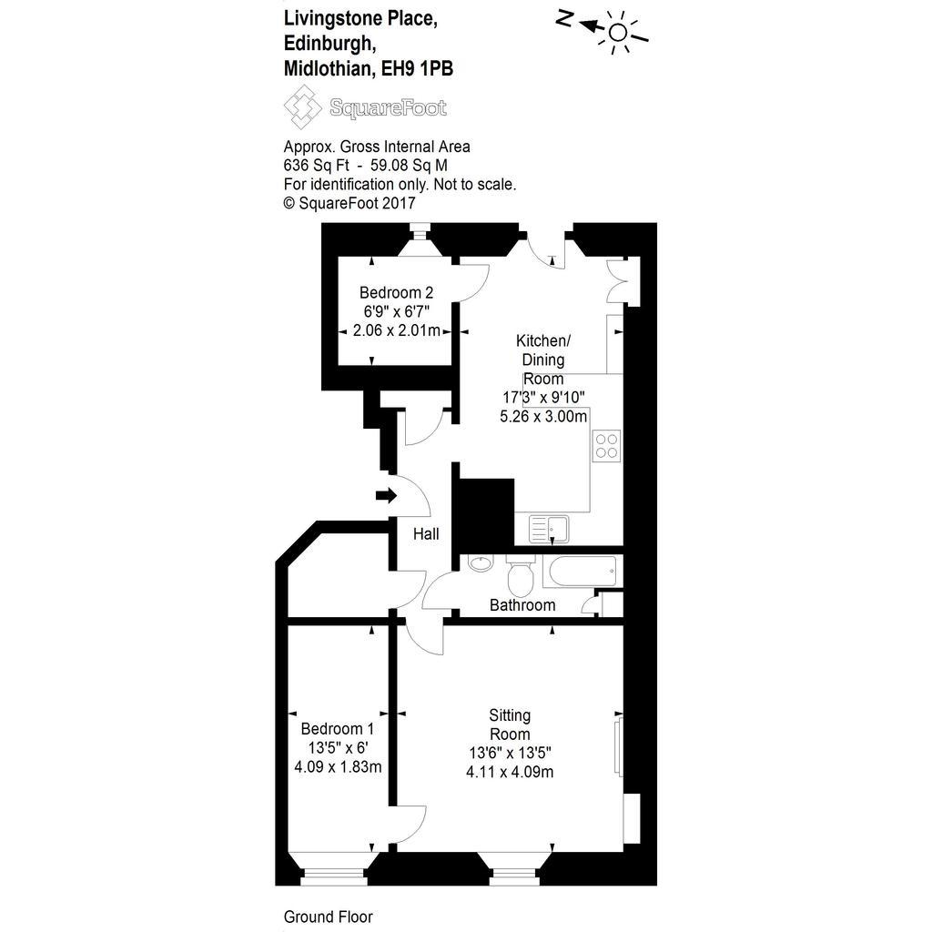 Floorplan: Livingtsone Place Floorplan