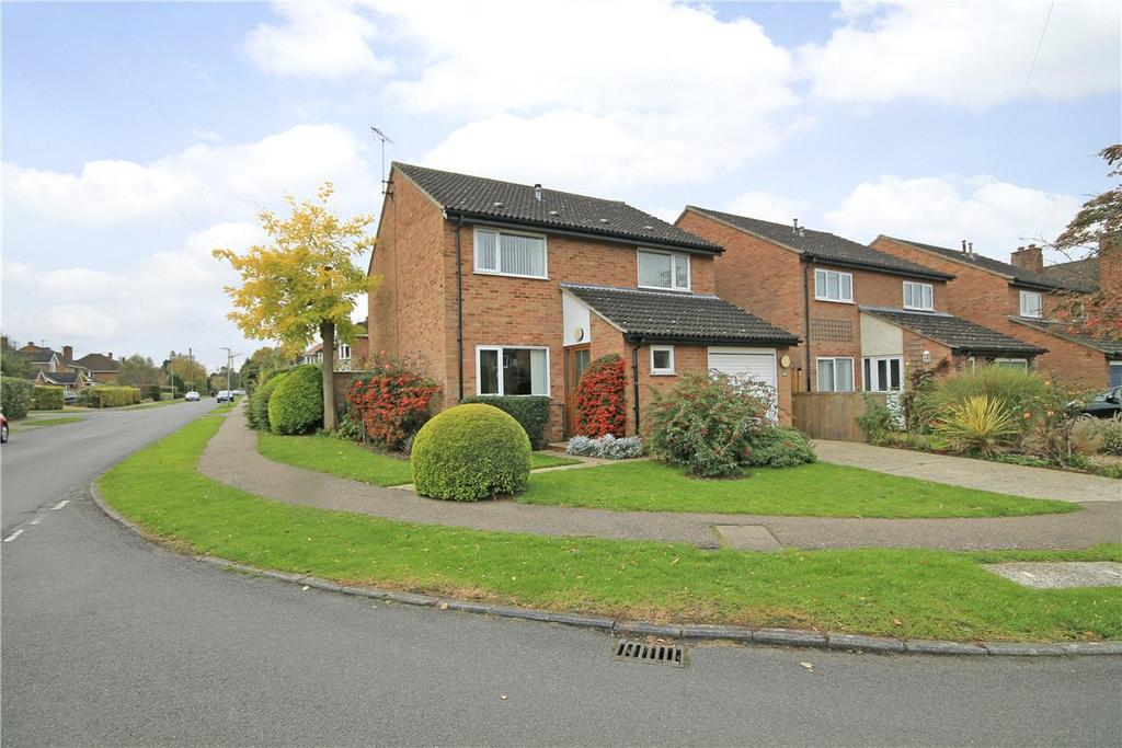 4 Bedrooms Detached House for sale in Thornton Road, Girton, Cambridge, CB3