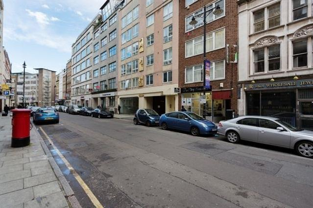 3 Bedrooms Flat for rent in 42 Hatton Garden