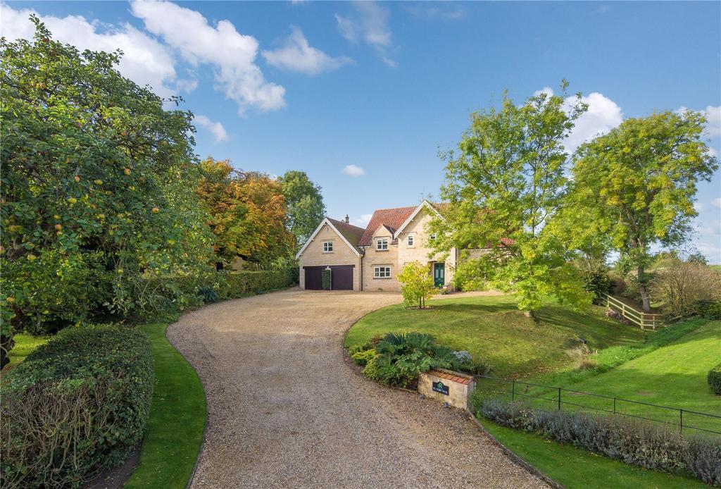 5 Bedrooms Detached House for sale in Irnham Park, Irnham
