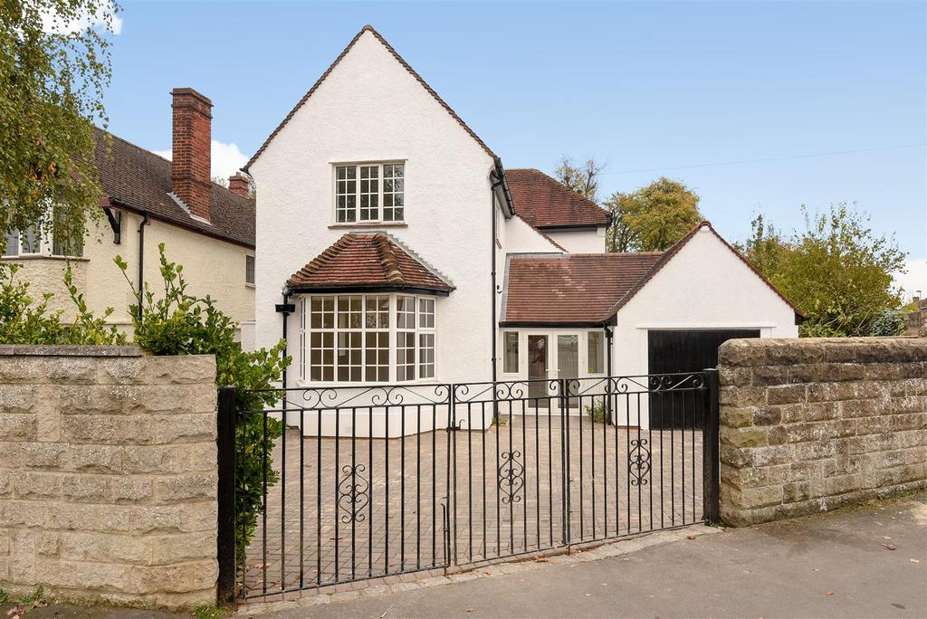 4 Bedrooms Detached House for sale in Henley Avenue, Florence Park