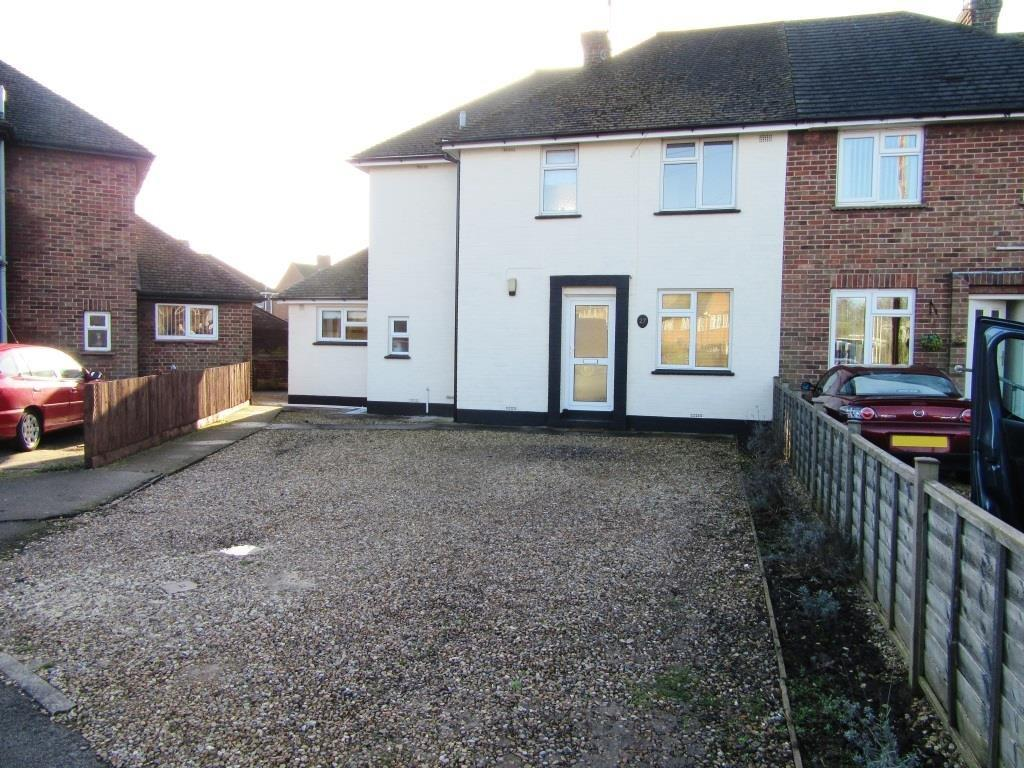 3 Bedrooms Semi Detached House for rent in Cherrytree Grove, , Spalding