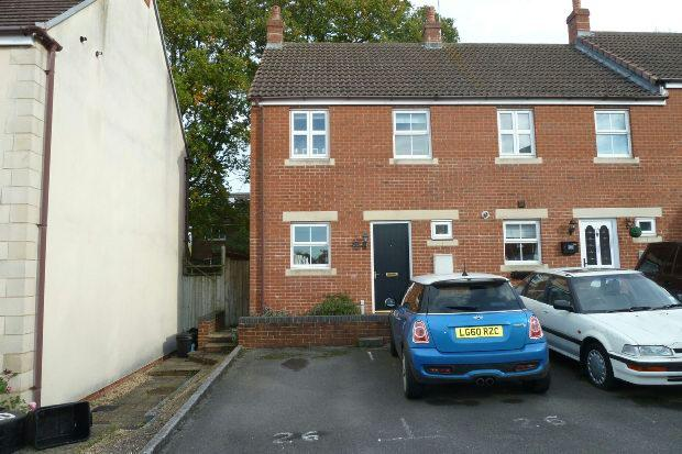 2 Bedrooms End Of Terrace House for sale in Kingfisher Grove, Three Mile Cross, Reading