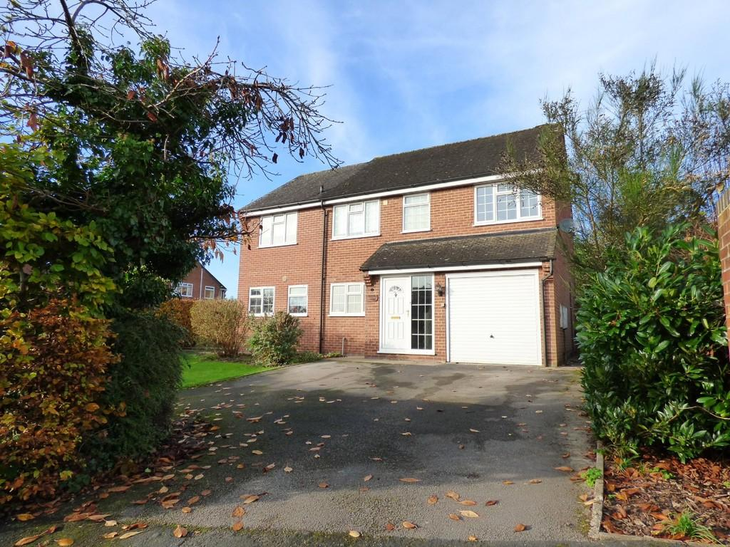 4 Bedrooms Detached House for sale in The Park, Mayfield, Ashbourne