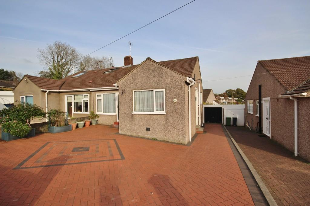 2 Bedrooms Semi Detached Bungalow for sale in Cefn Nant, Rhiwbina, Cardiff