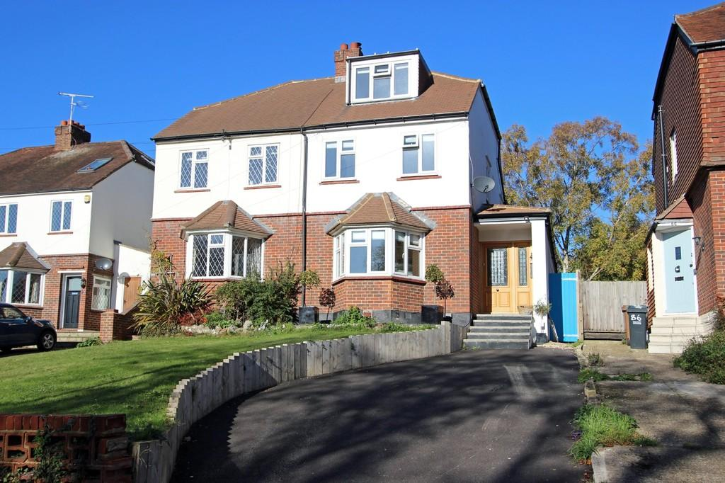 4 Bedrooms Semi Detached House for sale in Warren Road, Banstead
