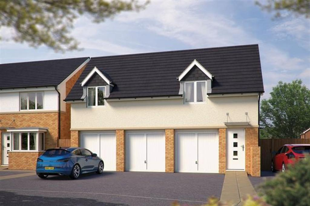 2 Bedrooms Detached House for sale in The Turner, Turnstone Rise