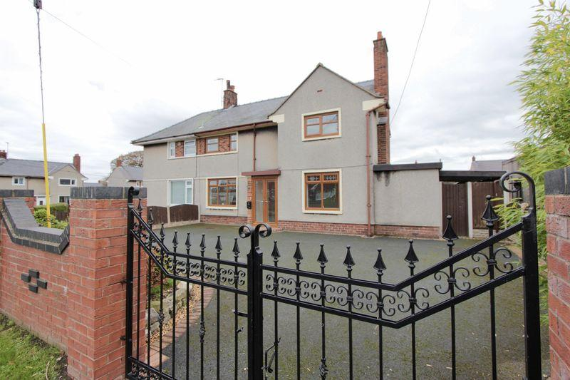3 Bedrooms Semi Detached House for sale in Bryn Garth, Holywell