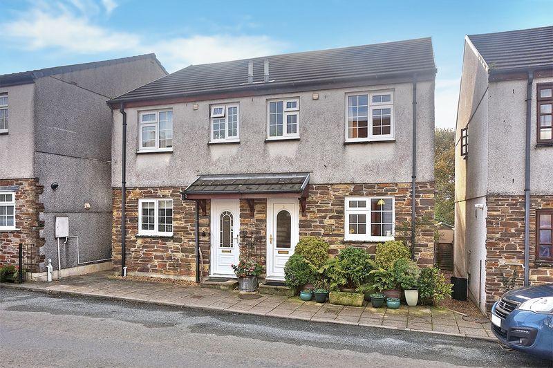 3 Bedrooms Semi Detached House for sale in Gillys Walk, Albaston, Gunnislake