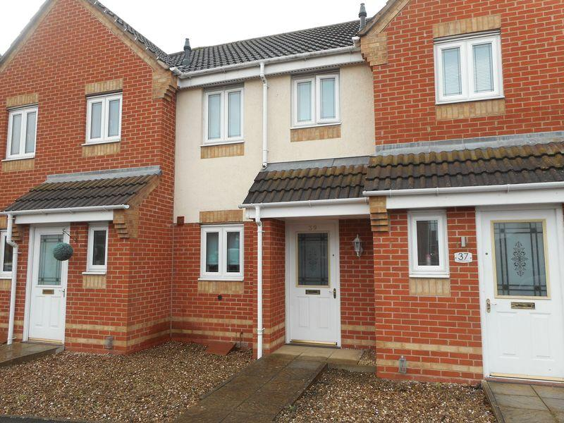 2 Bedrooms Terraced House for sale in Carnation Way, Nuneaton