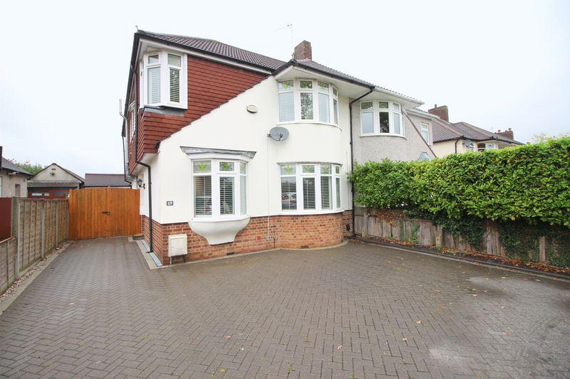 5 Bedrooms Semi Detached House for sale in Bexley Lane, Sidcup, DA14 4JW