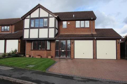 4 bedroom detached house for sale - Perryford Drive, Solihull