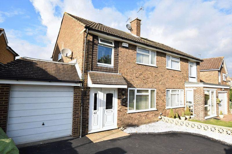 3 Bedrooms Semi Detached House for sale in The Landway, Maidstone