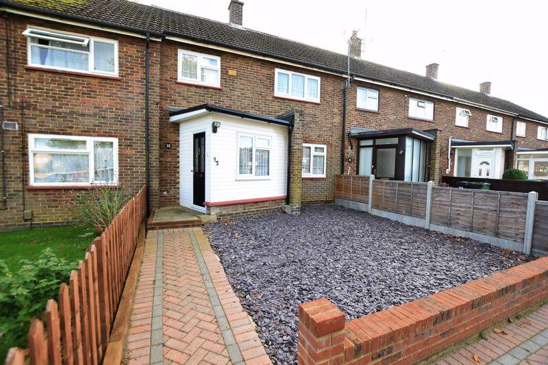 3 Bedrooms Terraced House for sale in Cheshire Road, Maidstone
