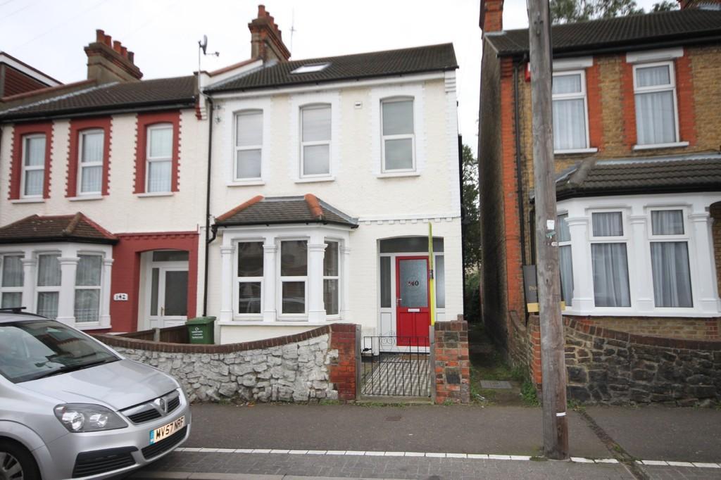 4 Bedrooms End Of Terrace House for sale in Glenwood Avenue, Westcliff-on-Sea