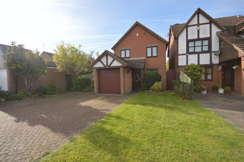 4 Bedrooms Detached House for sale in The Birches, Luton