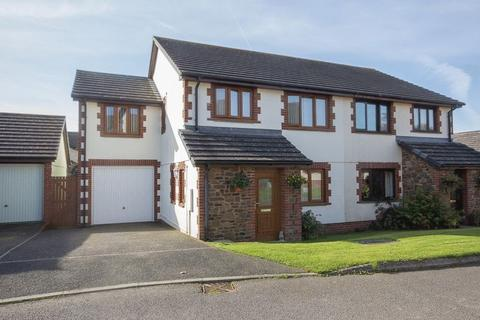 4 bedroom semi-detached house for sale - Marshalls Mead, Beaford