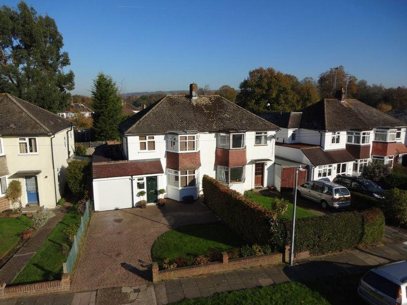 3 Bedrooms Semi Detached House for sale in Betenson Avenue, Sevenoaks