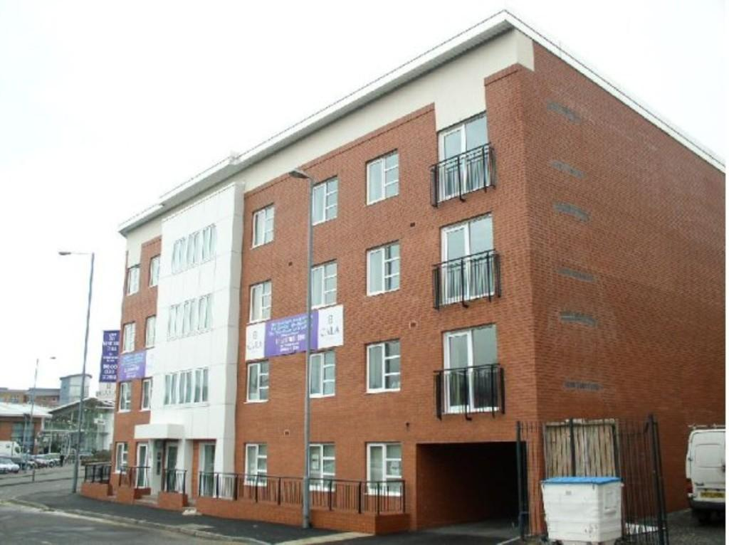 1 Bedroom Apartment Flat for sale in Qube II, 8 Clement Street