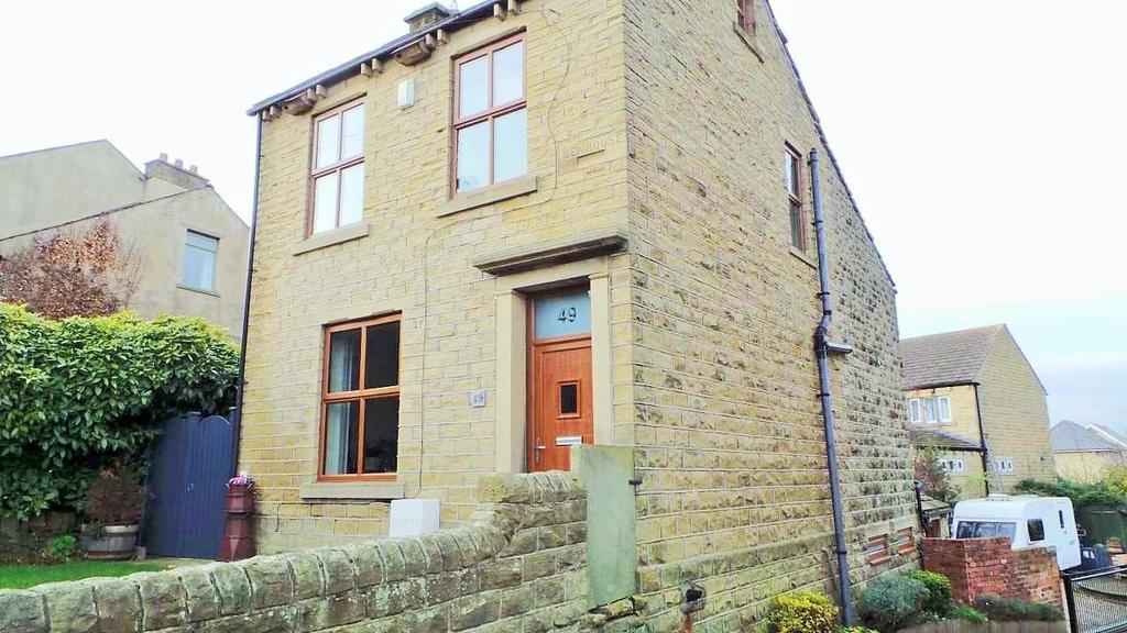 3 Bedrooms Detached House for sale in Station Road, Skelmanthorpe, Huddersfield, HD8 9AU