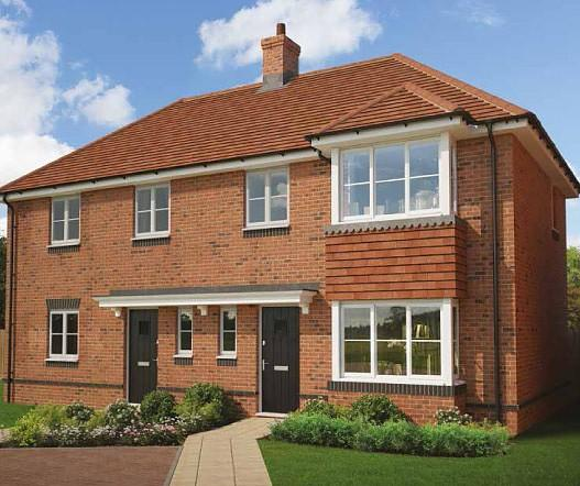 2 Bedrooms Semi Detached House for sale in Montague Green, Whichers Gate Road, Rowlands Castle, PO9