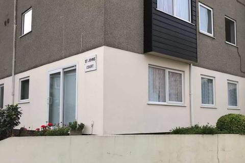 2 bedroom ground floor flat to rent - St Johns Court, Falmouth TR11