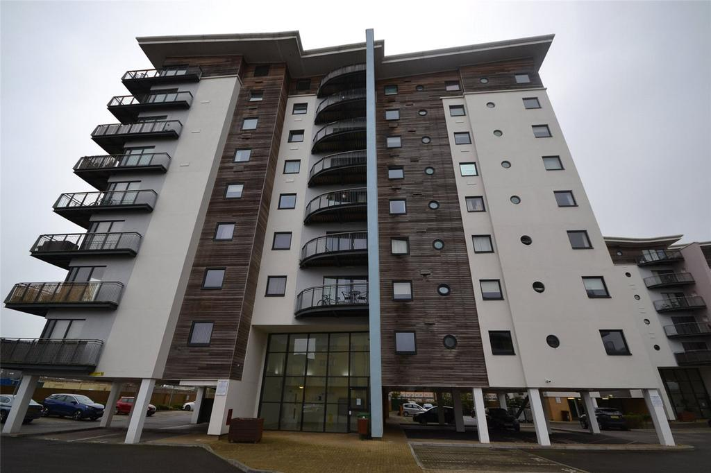 2 Bedrooms Apartment Flat for sale in Alexandria, Victoria Wharf, Watkiss Way, Cardiff Bay, CF11