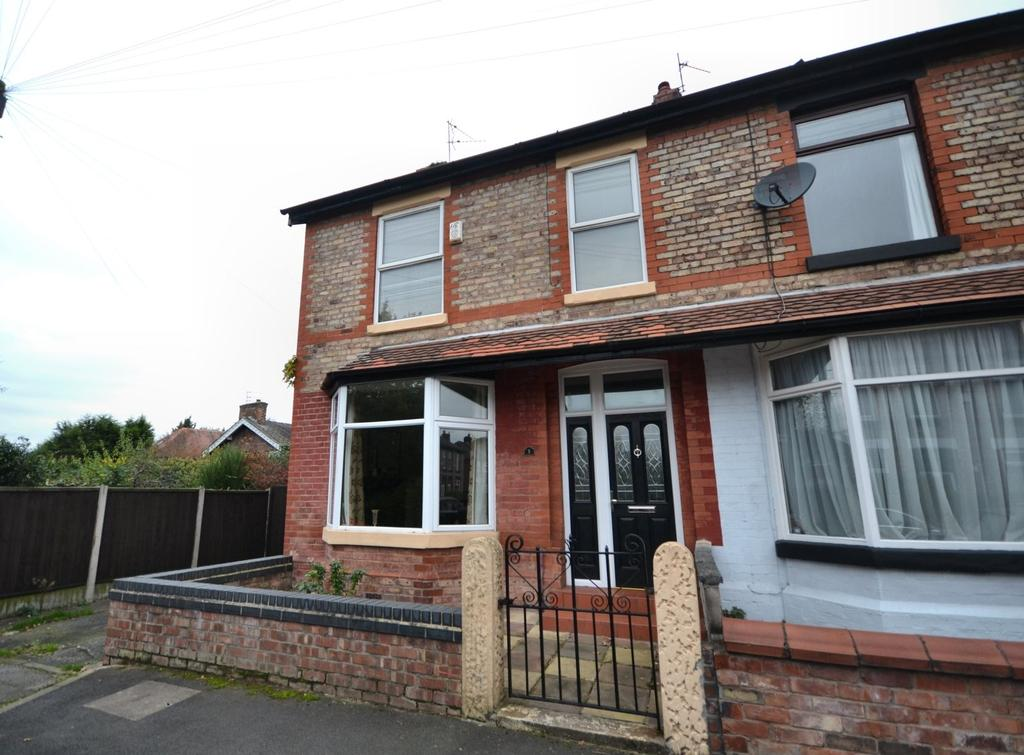 3 Bedrooms End Of Terrace House for sale in Victoria Road, Northenden