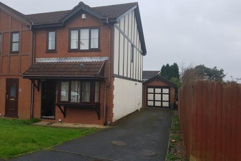 3 bedroom semi-detached house to rent - Pant Y Delyn, Llangyfelach, SA6 6EW