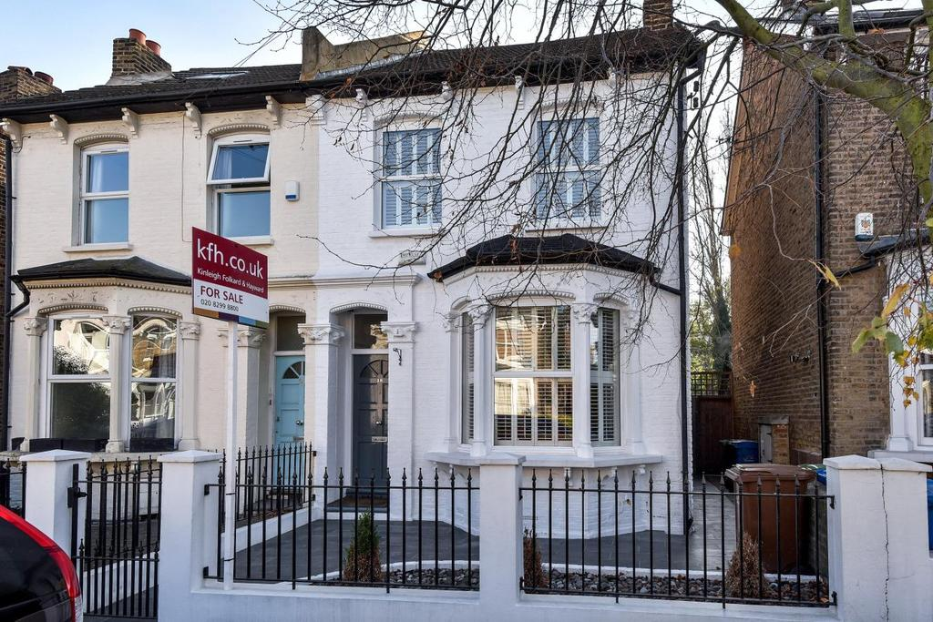 4 Bedrooms End Of Terrace House for sale in Ondine Road, Peckham Rye