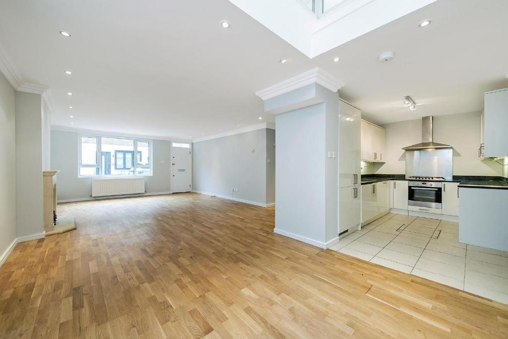 4 Bedrooms Terraced House for sale in Queens Mews, Bayswater