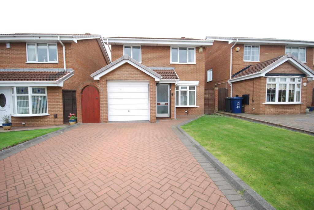 3 Bedrooms Detached House for sale in Silverdale Way, South Shields