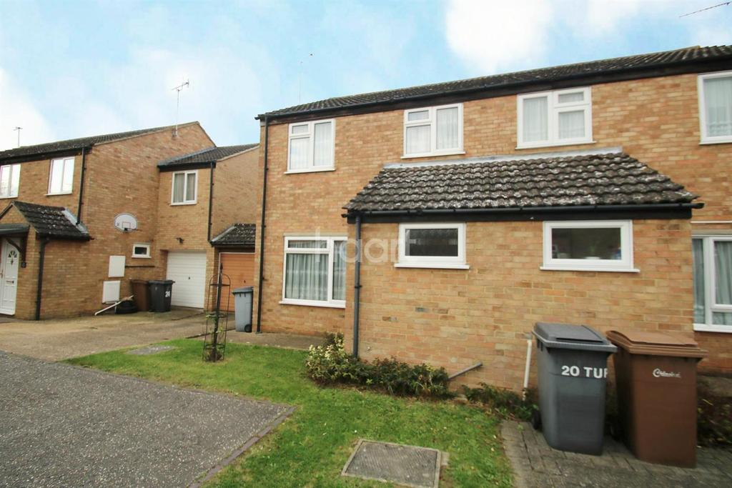 3 Bedrooms Semi Detached House for sale in Tupman Close, Chelmsford
