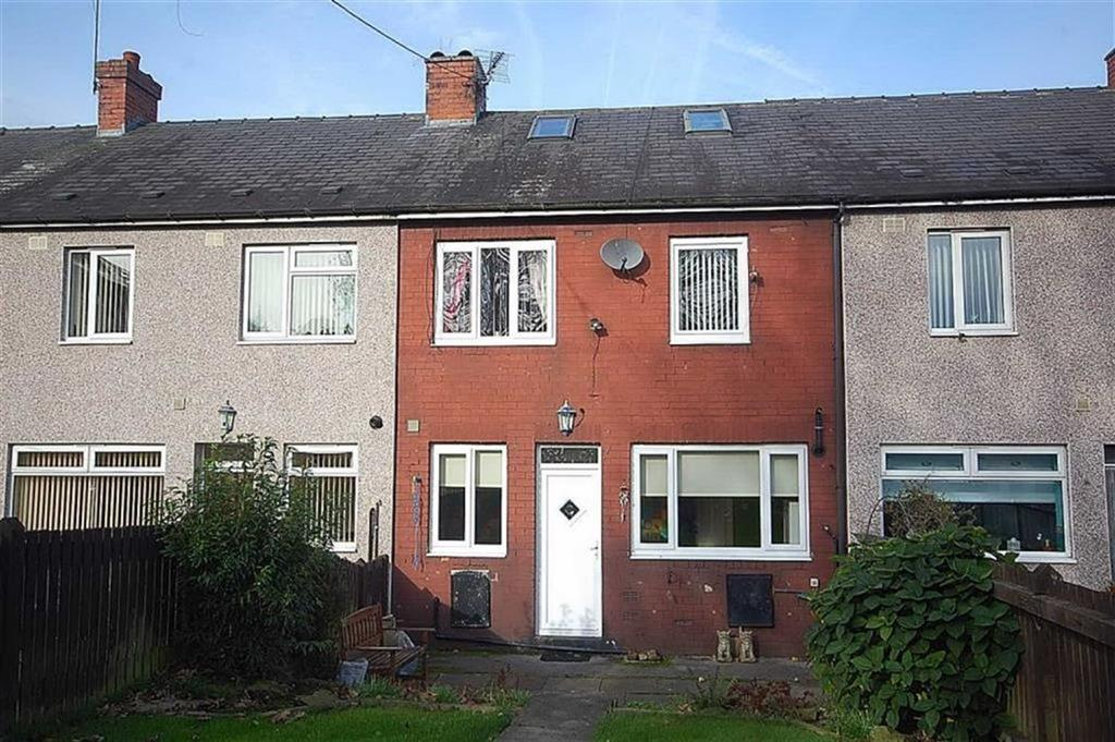 2 Bedrooms Terraced House for sale in Ovenden Avenue, Ovenden, Halifax, HX3