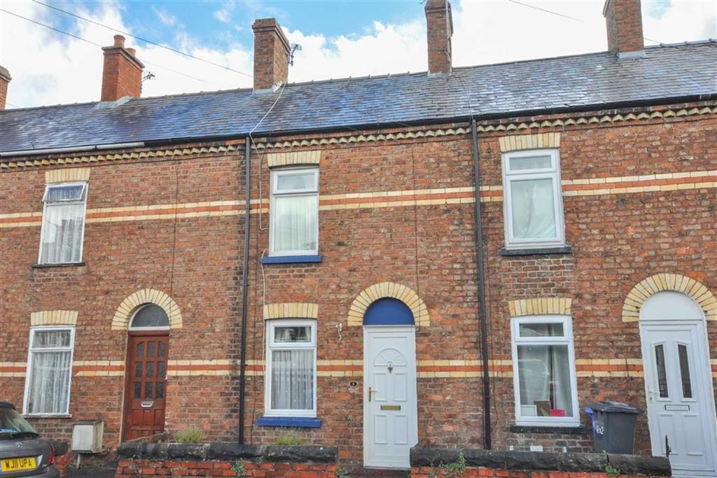 2 Bedrooms Terraced House for sale in Albert Terrace, Denbigh