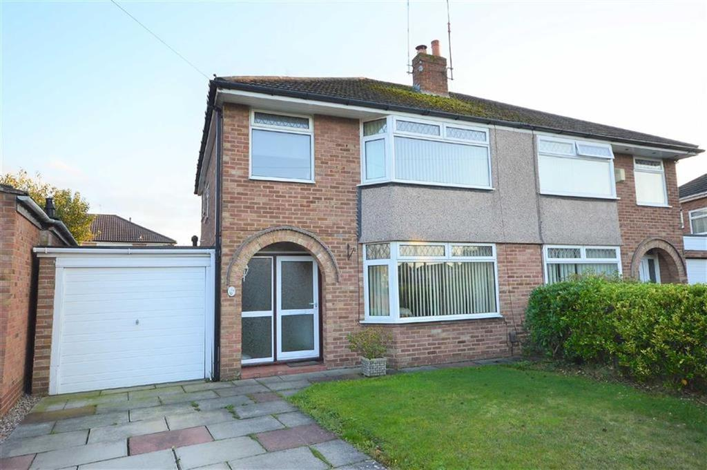 3 Bedrooms Semi Detached House for sale in Gorsefield Avenue, CH62